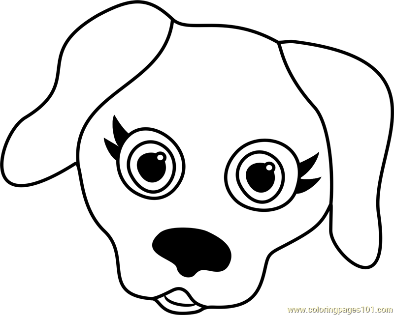coloring dog face pug puppy face coloring page free pet parade coloring face dog coloring