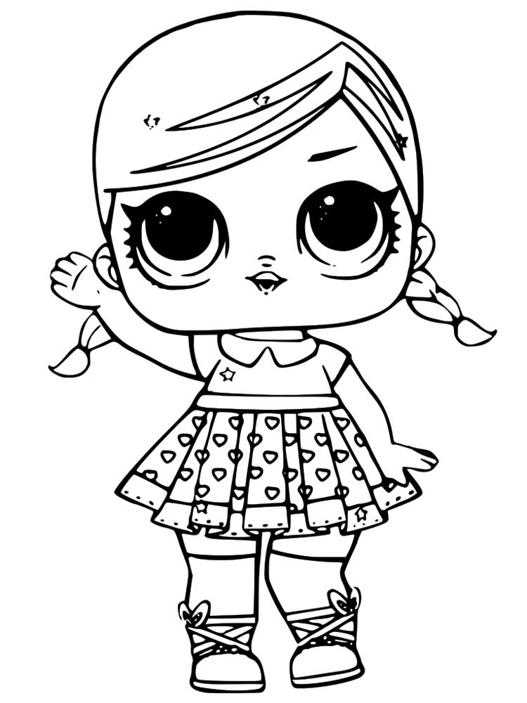 coloring dolls coloring pages of lol surprise dolls 80 pieces of black coloring dolls