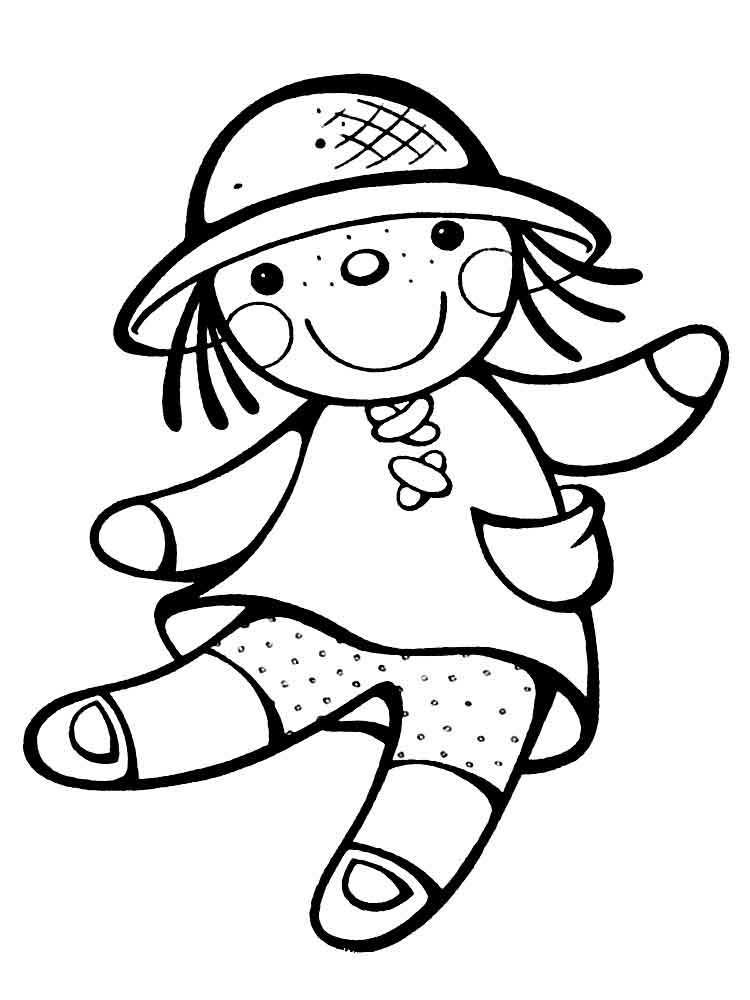 coloring dolls toys coloring pages best coloring pages for kids coloring dolls