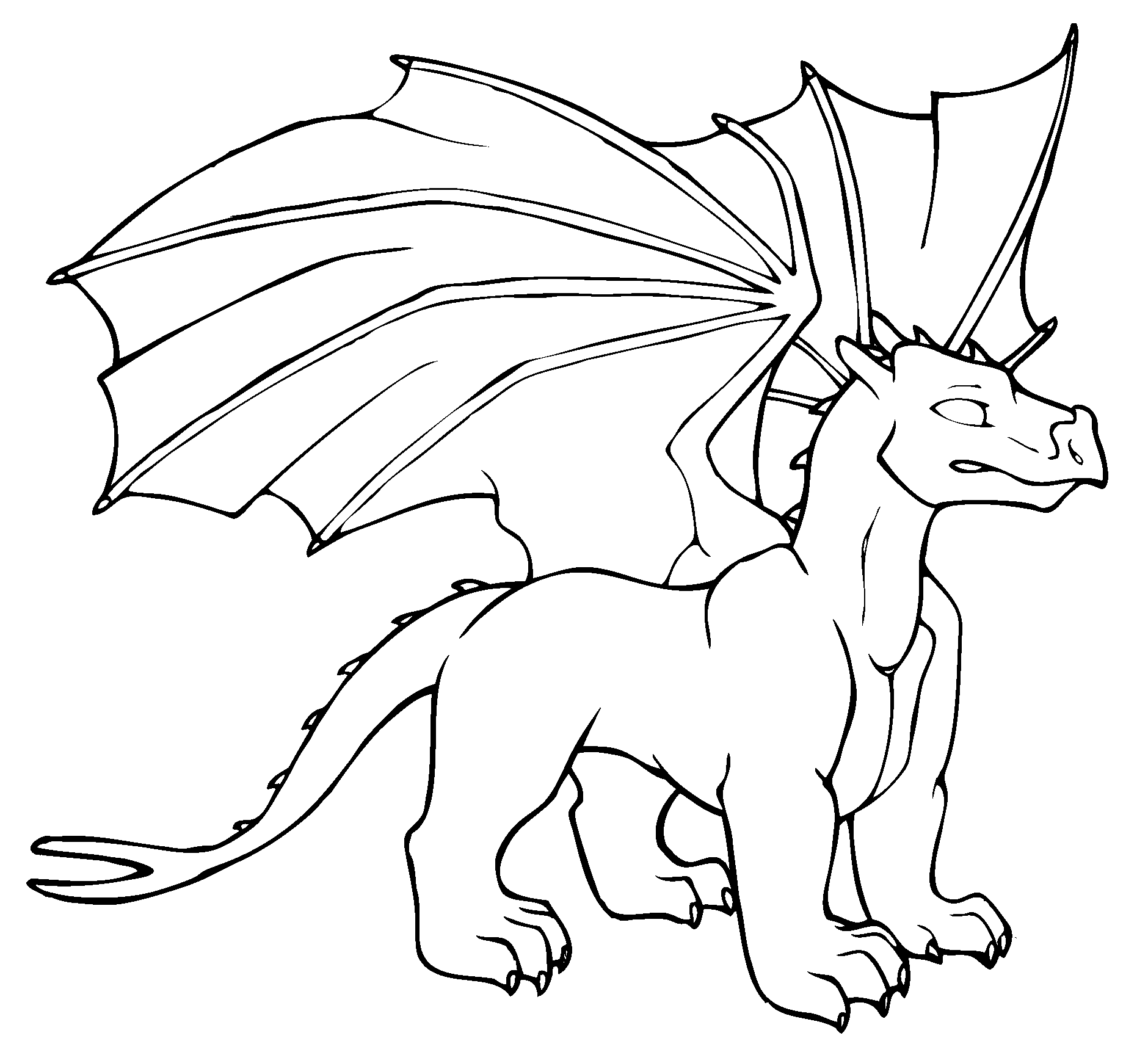 coloring dragons dragon coloring pages for adults best coloring pages for coloring dragons 1 1