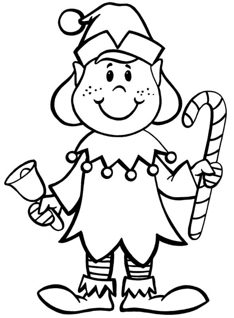 coloring elf christmas elf coloring pages christmas coloring elf