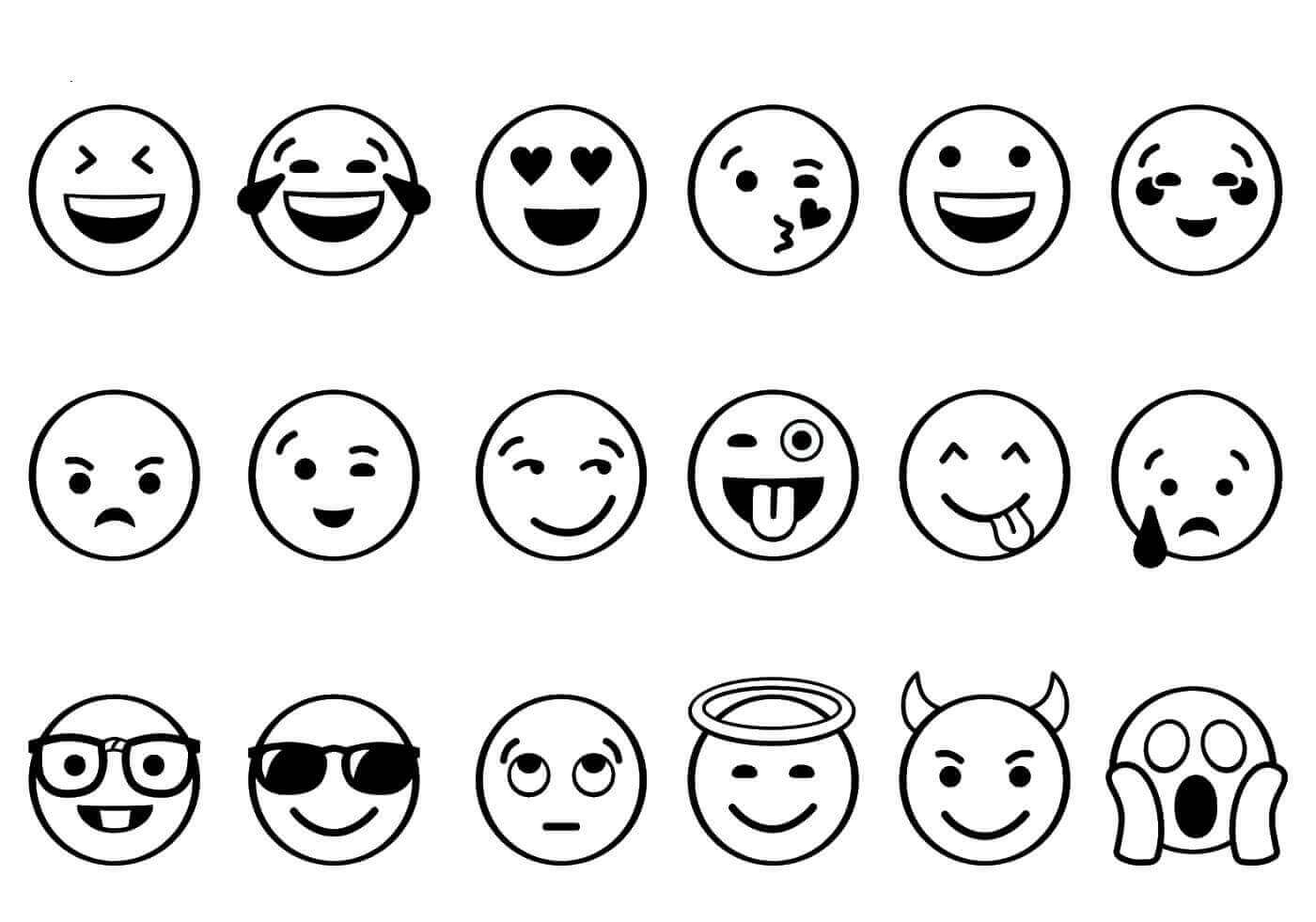 coloring emoji pictures 40 printable emoji coloring pages for kids cool and simple emoji pictures coloring