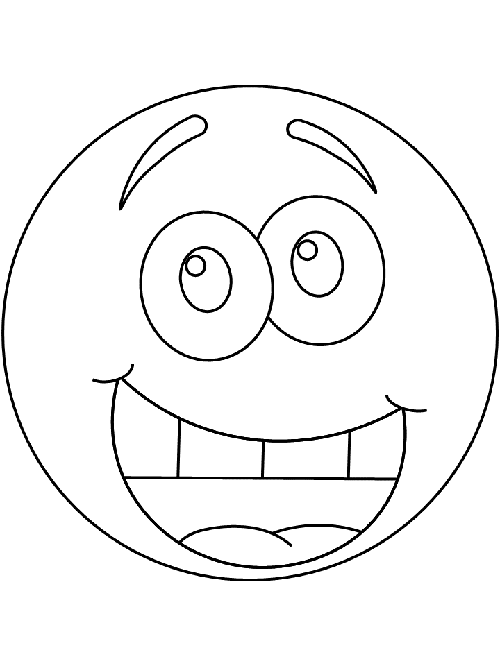 coloring emotions printable emotion happy face coloring pages printable printable emotions coloring