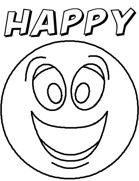 coloring emotions printable free printable emotion faces and activities natural printable emotions coloring