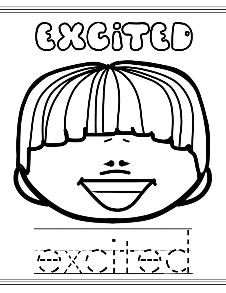 coloring emotions printable fun and games coloring pages printable coloring emotions
