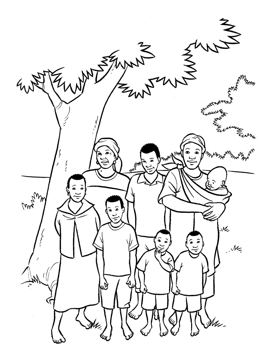 coloring family picture family coloring pages coloring kids coloring kids coloring picture family 1 1