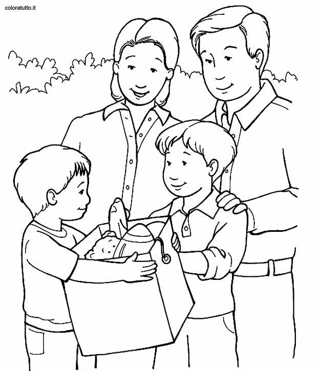 coloring family picture family coloring pages coloring pages to download and print picture family coloring