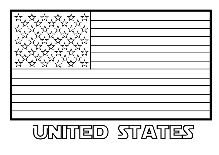 coloring flags american flag coloring pages you can print on the site coloring flags