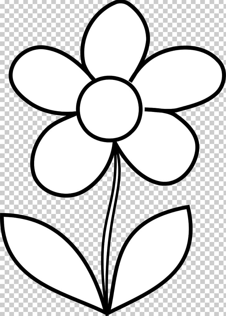 coloring flower clipart black and white free clipart of a daisy flower black and flower white clipart coloring