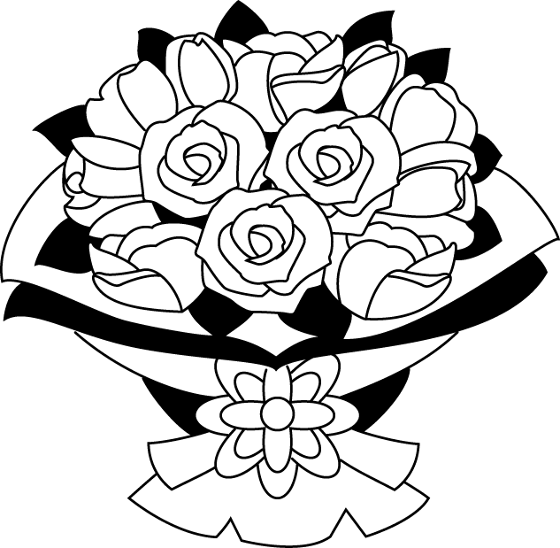 coloring flower png clipart flower coloring clipart flower coloring png coloring flower