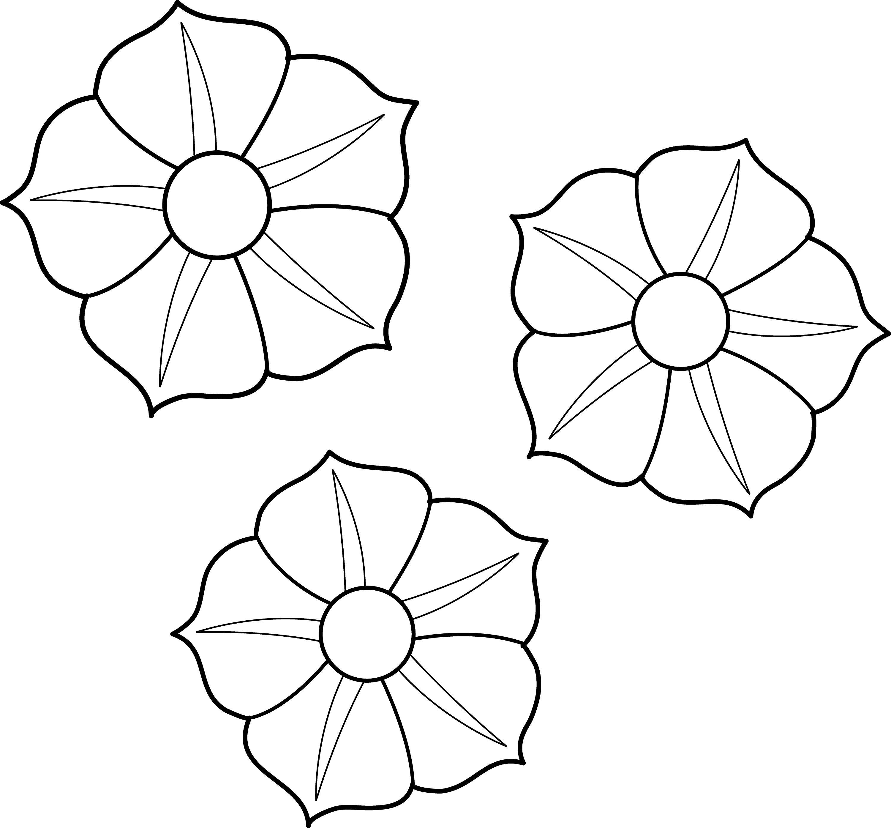 coloring flower png coloring clipart flower coloring flower transparent free png flower coloring