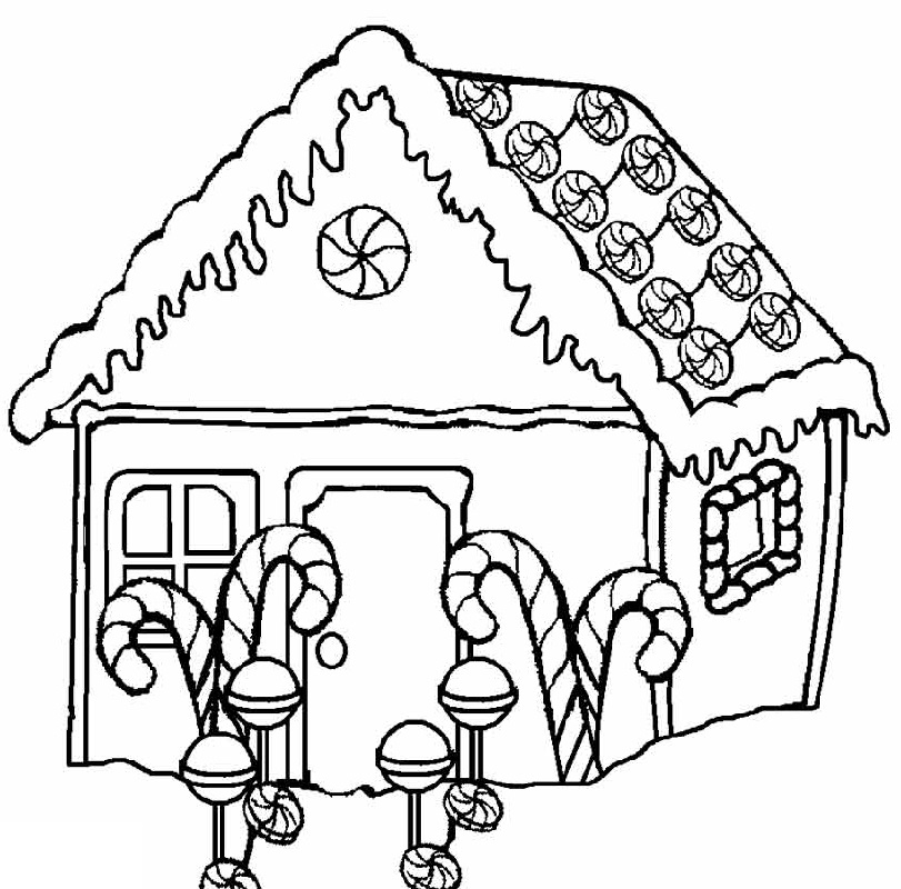 coloring gingerbread house coloring gingerbread house gingerbread coloring house