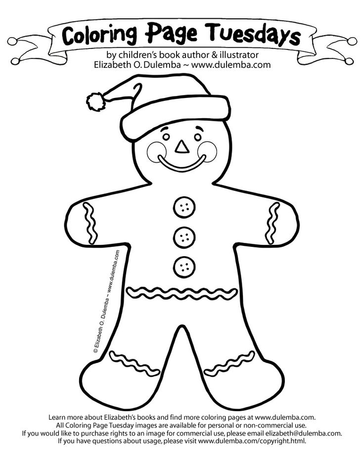 coloring gingerbread man gingerbread man coloring pages to download and print for free gingerbread coloring man