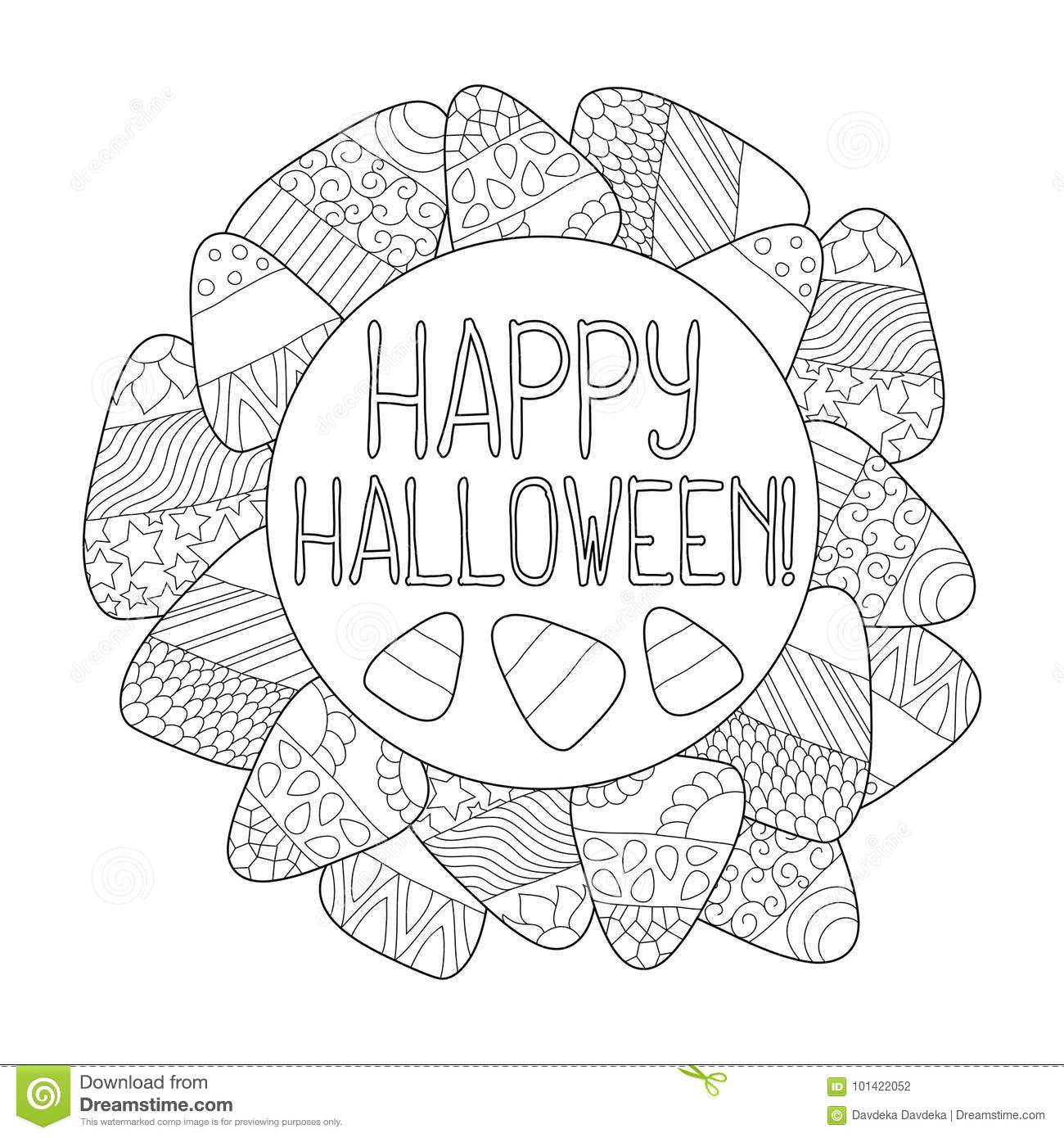 coloring halloween candy corn candy corn clipart 47 cliparts coloring corn candy halloween
