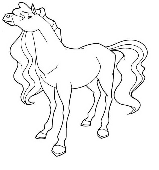 coloring horseland 42 horse coloring pages print color craft horseland coloring