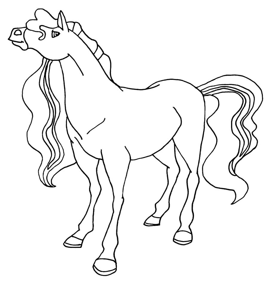 coloring horseland free printable horseland coloring pages for kids coloring horseland