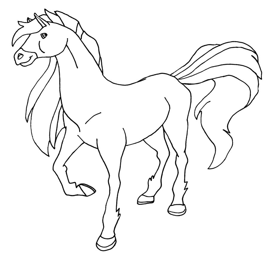 coloring horseland free printable horseland coloring pages for kids coloring horseland 1 1