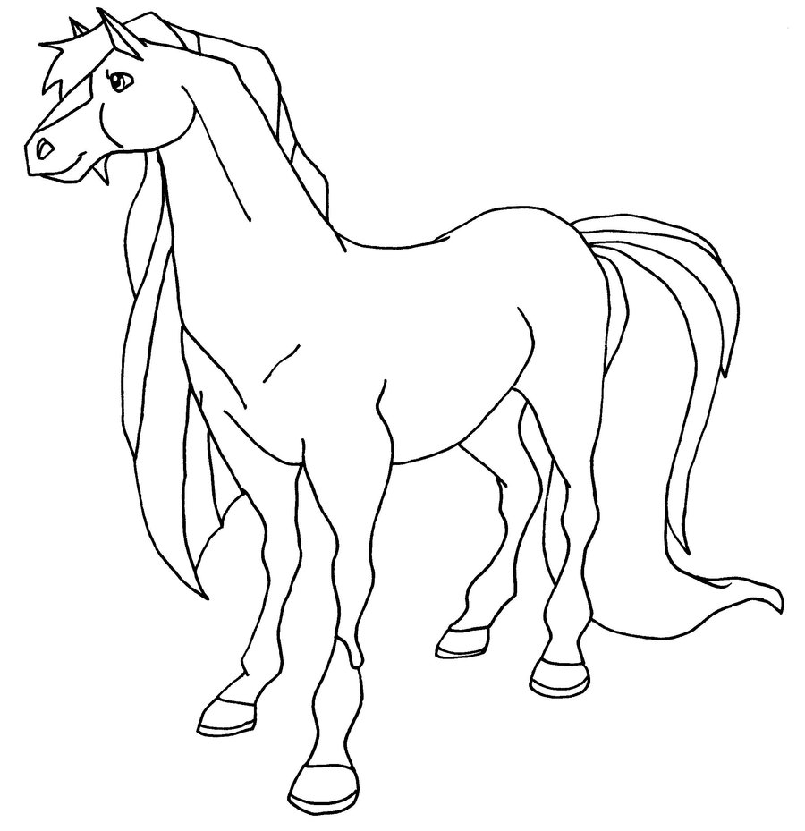coloring horseland free printable horseland coloring pages for kids horseland coloring