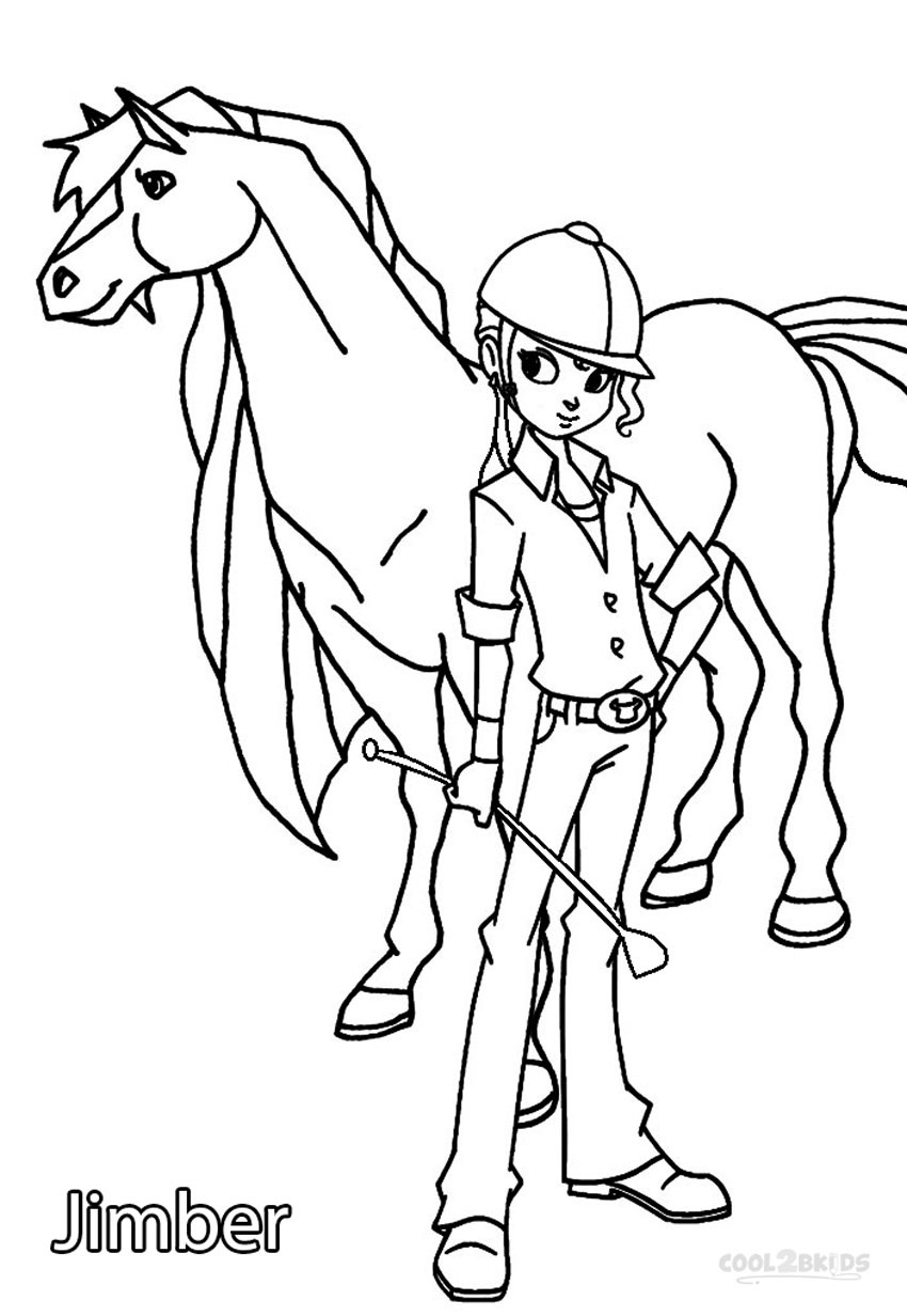 coloring horseland horseland coloring pages to download and print for free horseland coloring