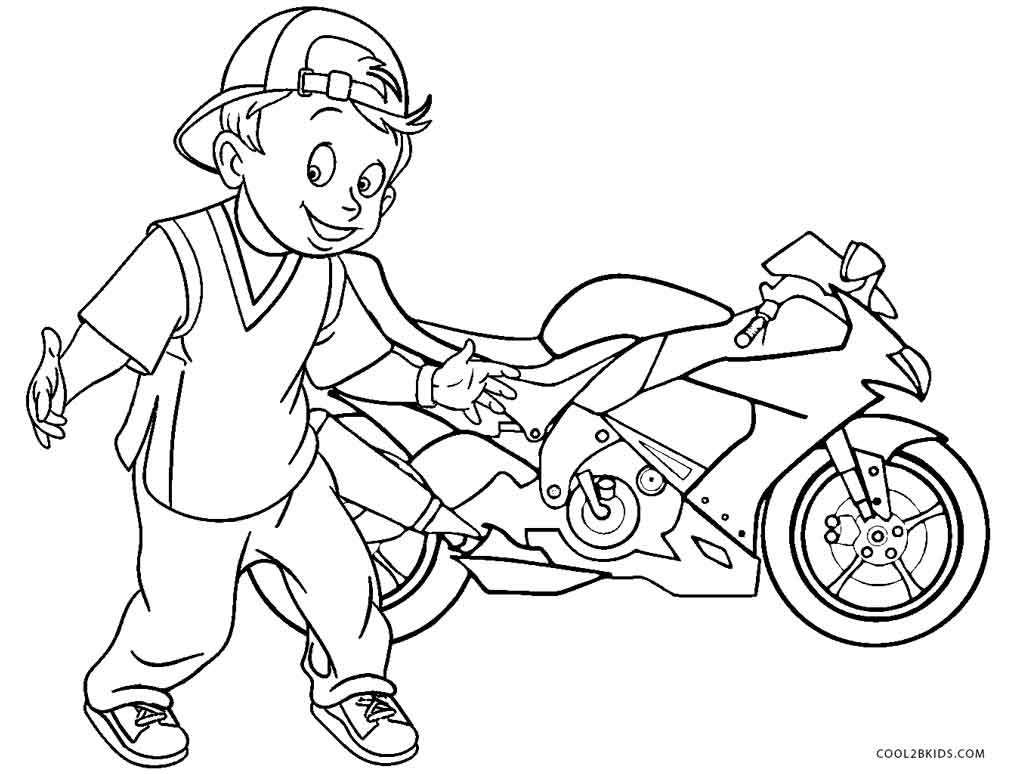 coloring image of boy free printable boy coloring pages for kids boy image of coloring