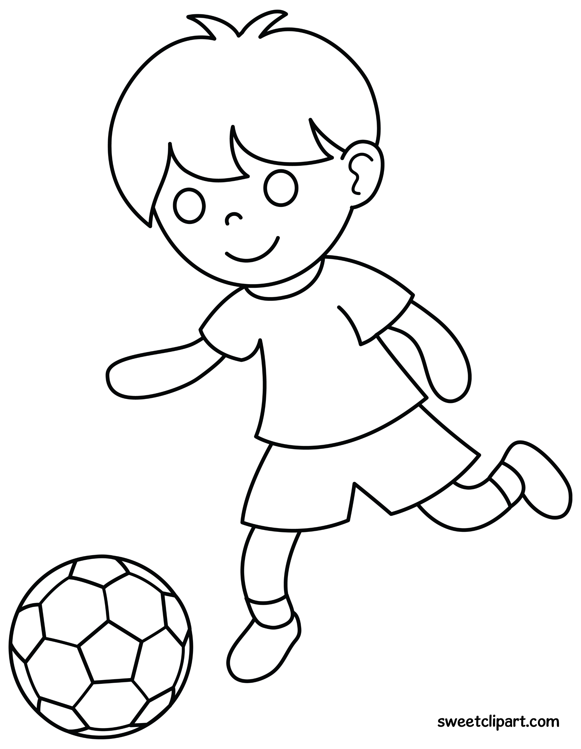 coloring image of boy little boy drawing free download on clipartmag coloring of boy image