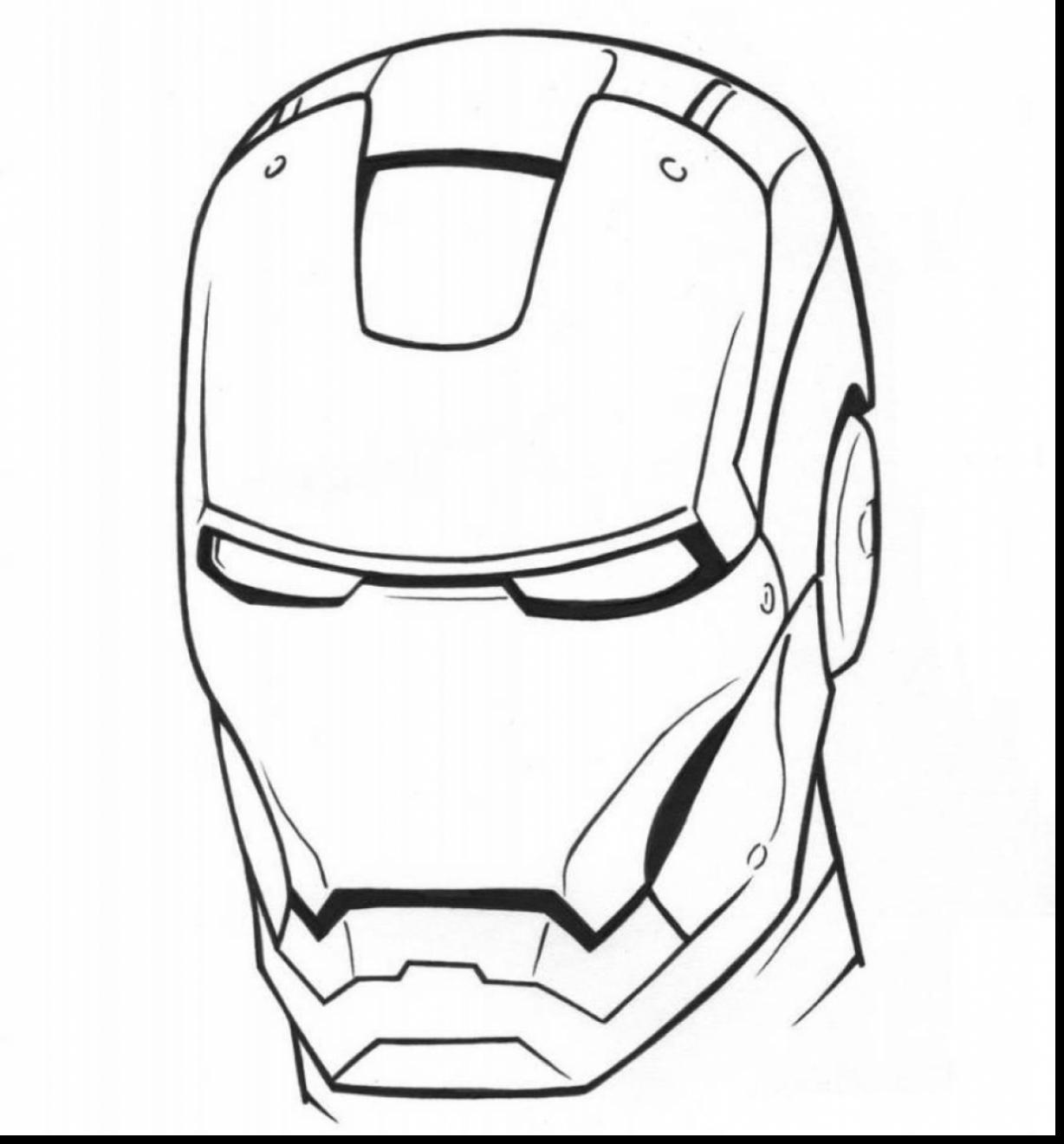 coloring iron man outline iron man outline drawing at getdrawings free download outline man iron coloring