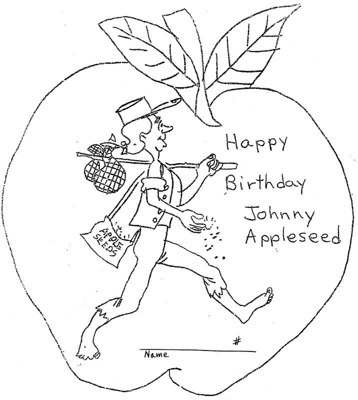 coloring johnny appleseed johnny appleseed coloring pages best coloring pages for kids johnny appleseed coloring