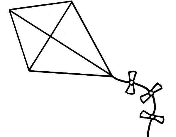 coloring kite images black and white free kite cliparts download free clip art free clip art and kite black coloring white images