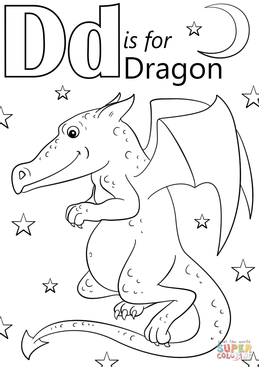 coloring letter d worksheets this free printable gives kids the opportunity to learn worksheets d coloring letter