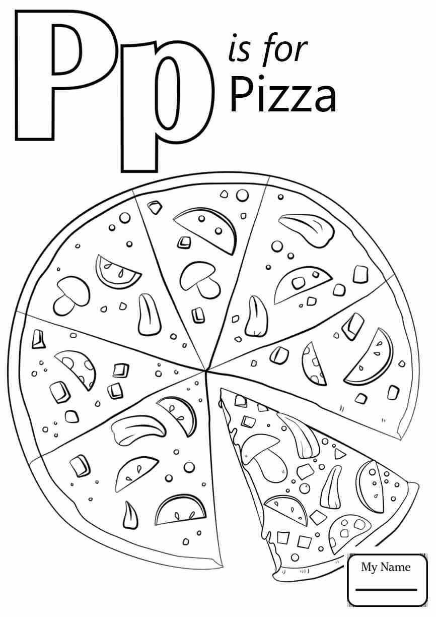 coloring letter p printable lowercase letter p coloring page for kindergarten free p coloring printable letter
