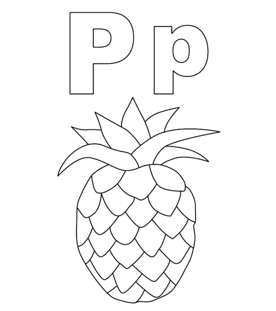coloring letter p printable top 10 free printable letter p coloring pages online printable letter coloring p