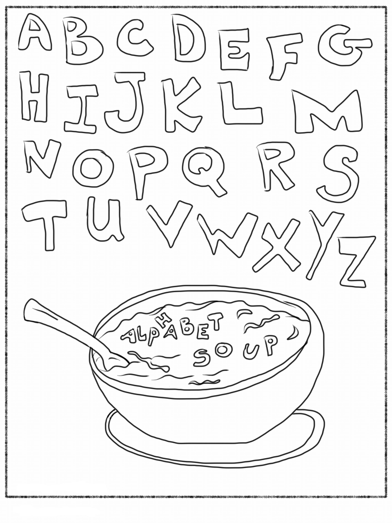 coloring letters free printable alphabet coloring pages for kids 123 kids letters coloring