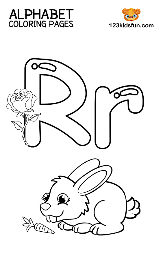 coloring letters printable toddler coloring pages for kids cool2bkids letters coloring