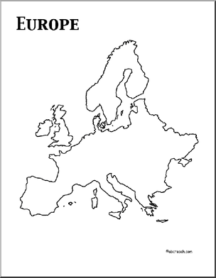 coloring map of europe europe coloring pages kidsuki map of coloring europe