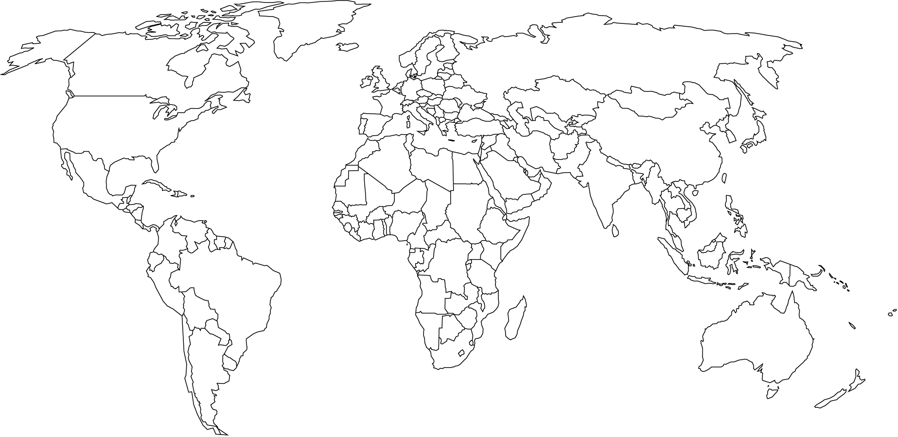 coloring map of the world it be cool to have my tattoo like this and then color in the world map of coloring