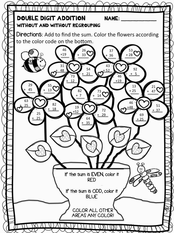 coloring math for kids 5 best images of math activities for preschoolers math coloring for kids
