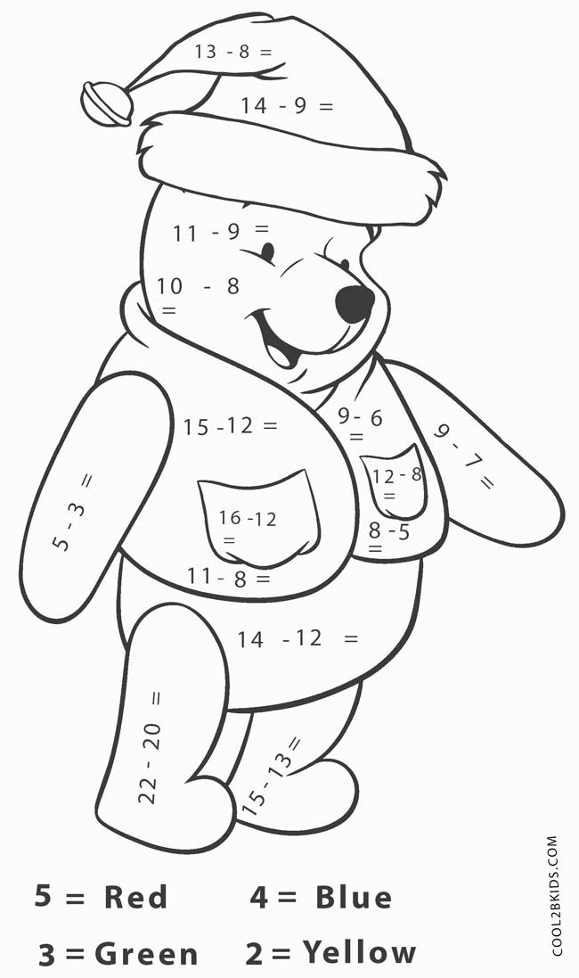 coloring math for kids color by number addition best coloring pages for kids for coloring kids math