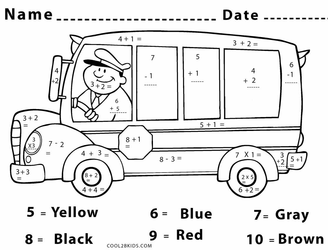 coloring math for kids color by number addition best coloring pages for kids kids coloring for math
