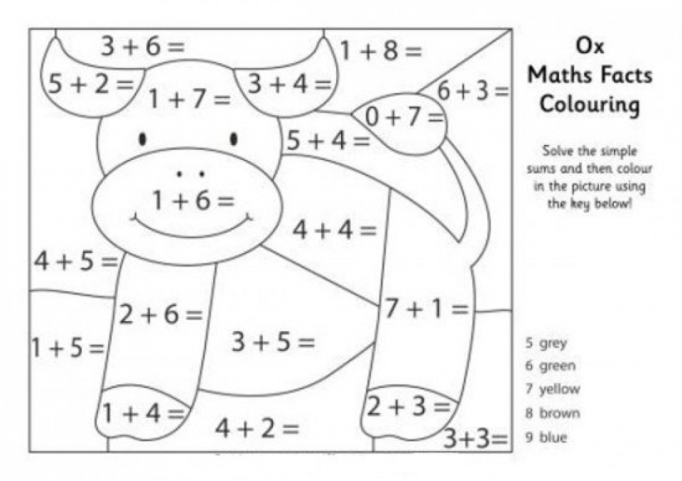 coloring math for kids math coloring pages for middle school coloring home kids coloring math for