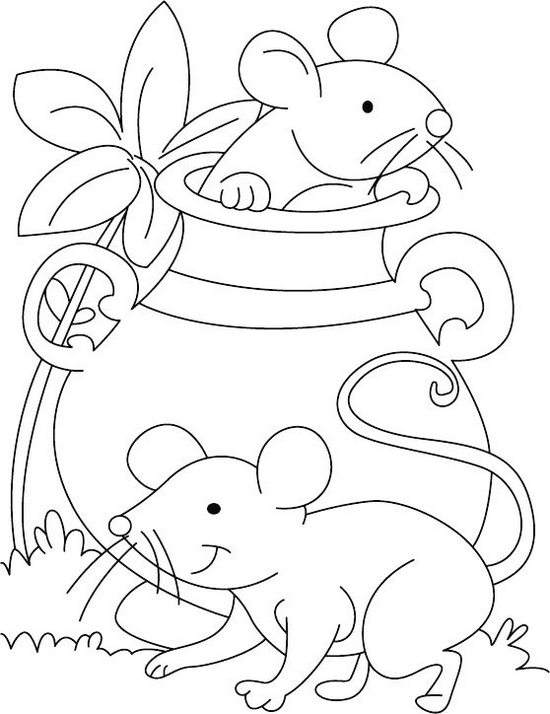 coloring mouse free mouse coloring pages for adults printable to mouse coloring