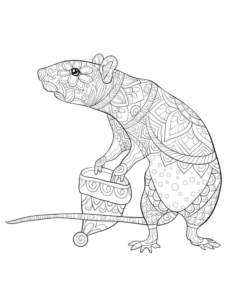 coloring mouse free mouse coloring pages for adults printable to mouse coloring 1 1