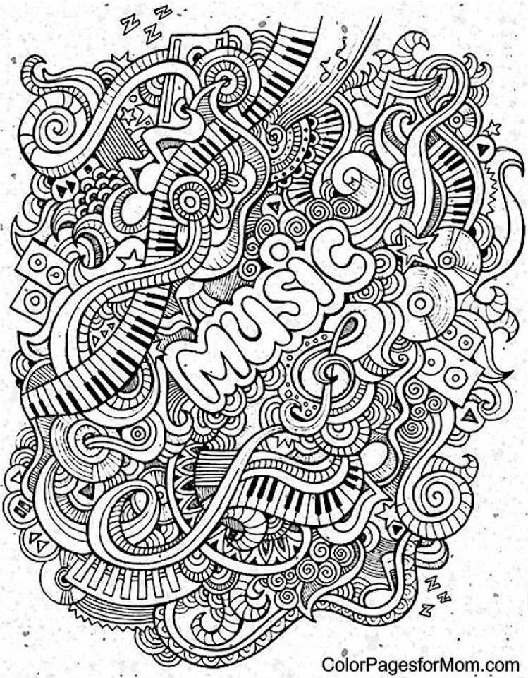 coloring music cover page get this printable music coloring pages for kindergarten music coloring cover page