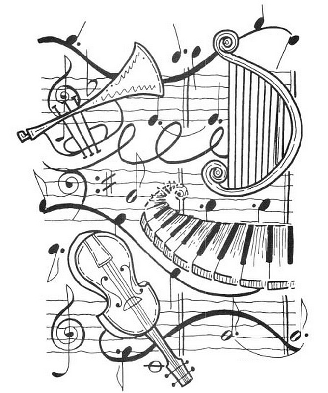 coloring music cover page music classroom doodles cover music page coloring
