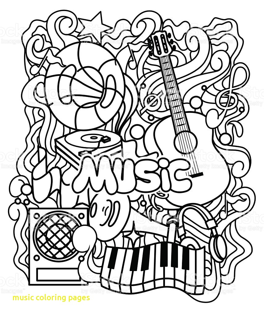 coloring music cover page music coloring pages coloring pages to download and print music coloring page cover