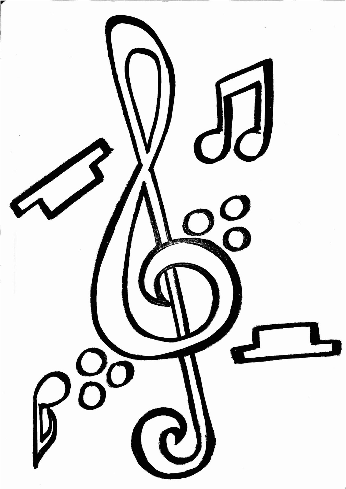 coloring music cover page music coloring pages kidsuki cover music page coloring