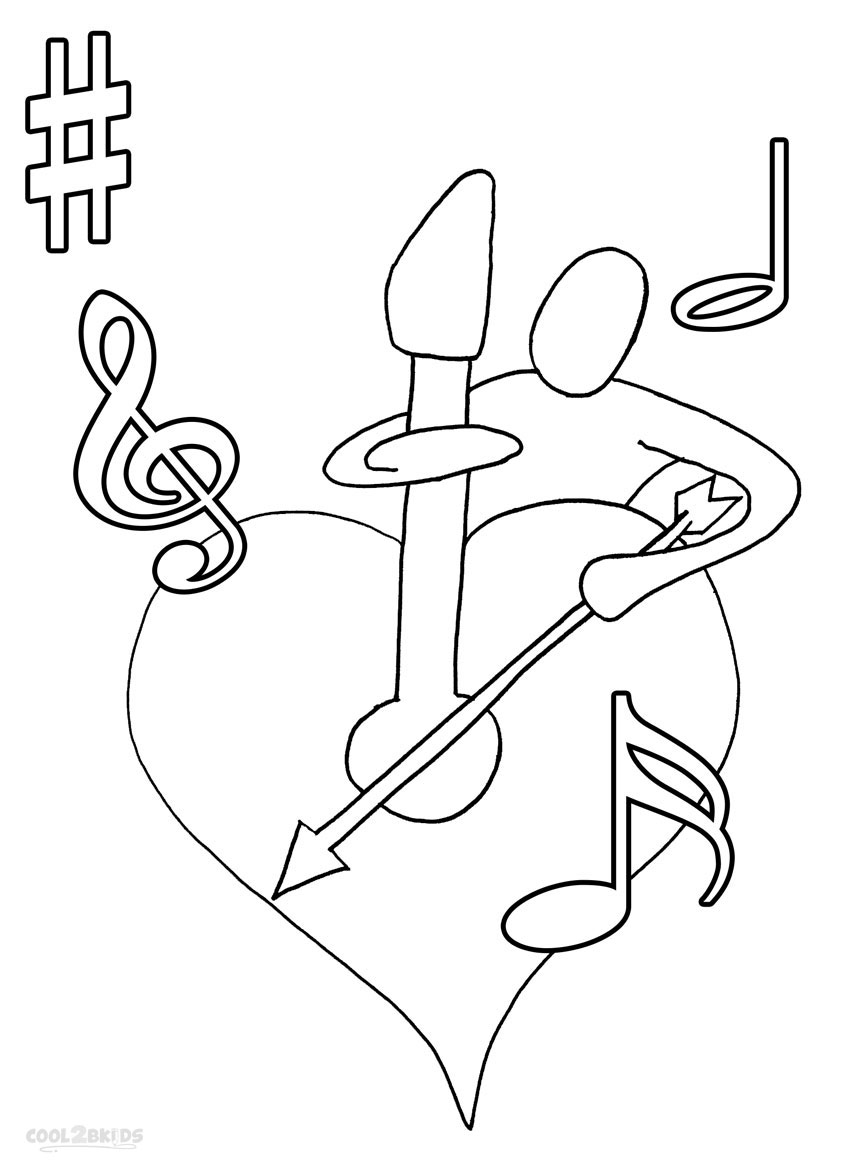 coloring music cover page printable music note coloring pages for kids cool2bkids coloring music page cover
