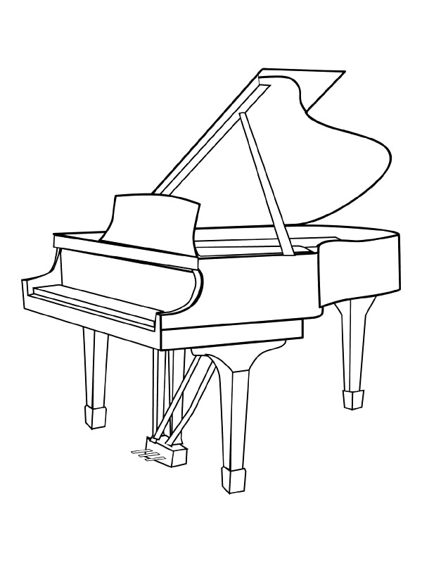 coloring musical instruments coloring book for children music instruments stock coloring instruments musical