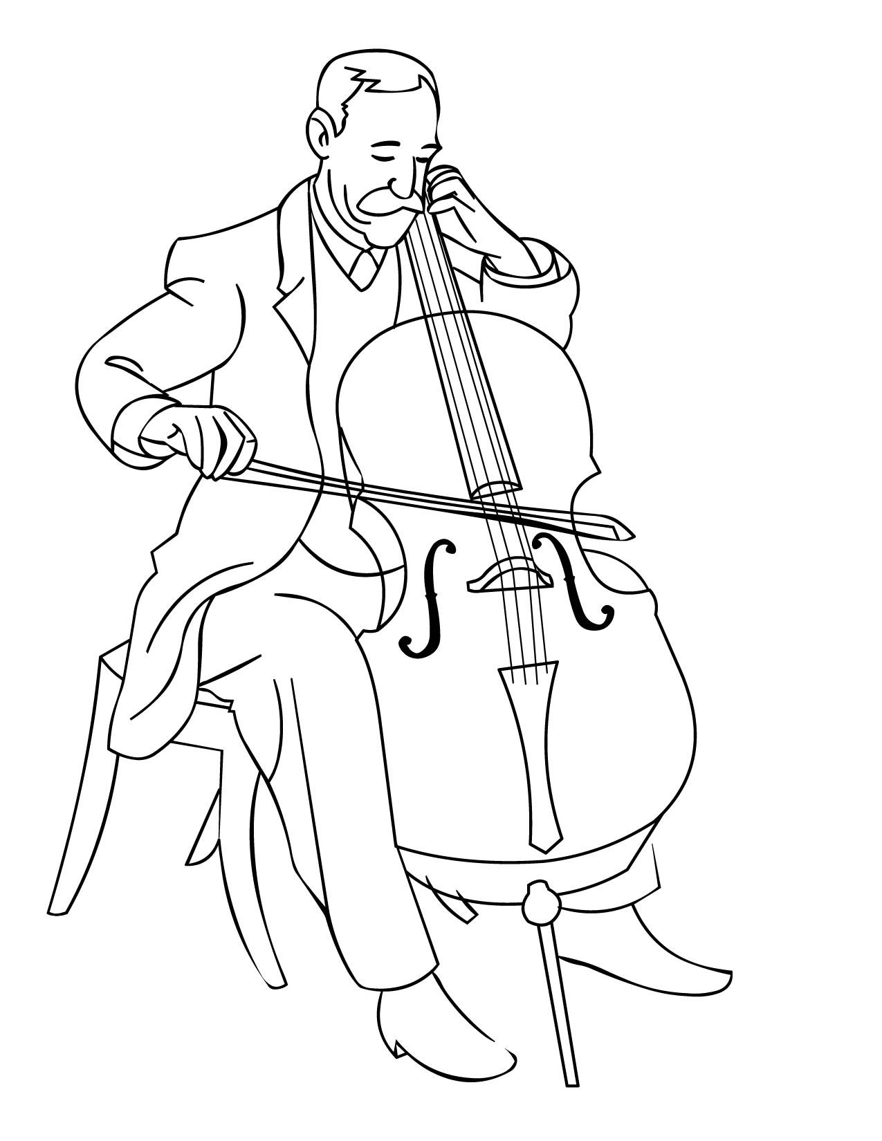 coloring musical instruments drawing kids n funcom 62 coloring pages of musical instruments instruments drawing coloring musical