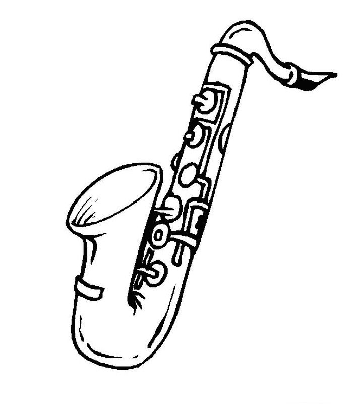 coloring musical instruments music instrument coloring page getcoloringpagescom instruments coloring musical