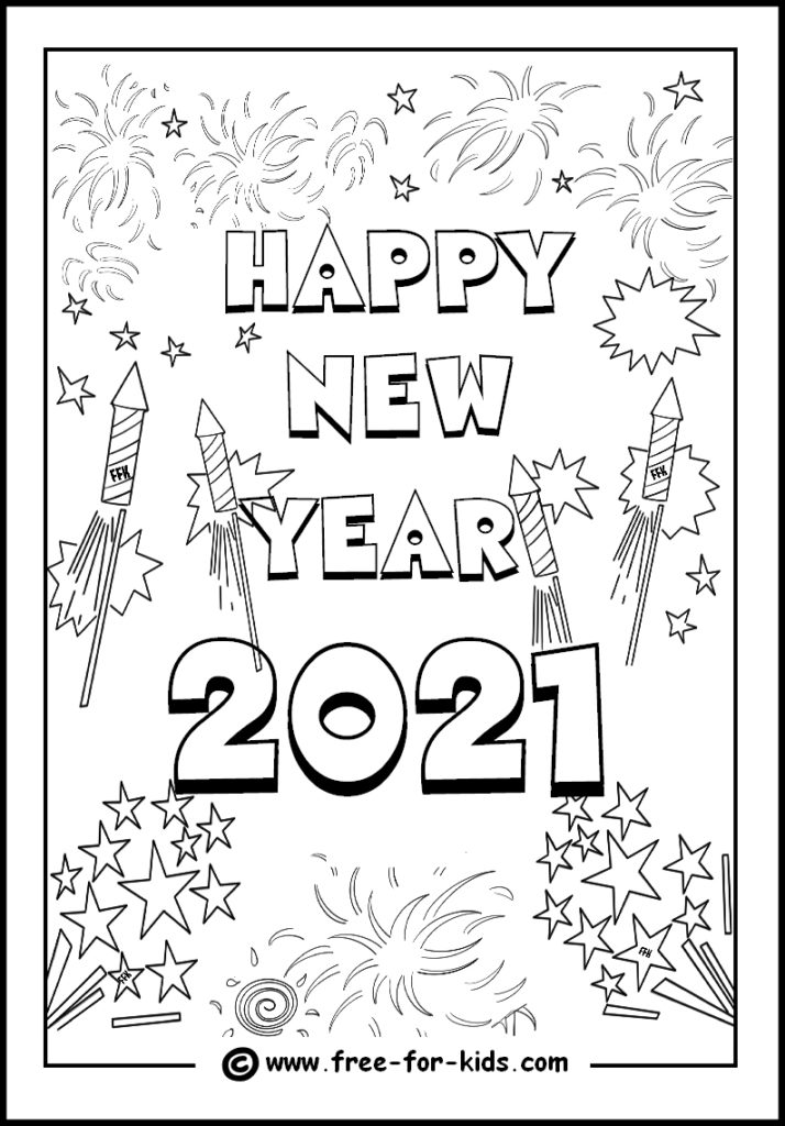 coloring new year happy new year colouring pages wwwfree for kidscom coloring new year